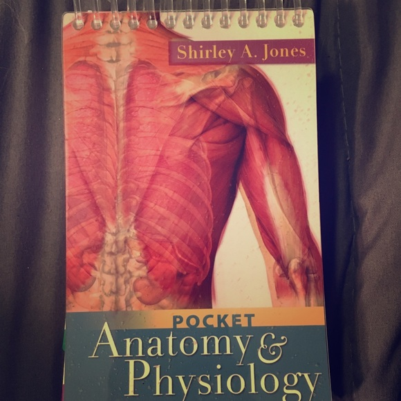other anatomy and physiology pocket guide poshmark rh poshmark com Human Anatomy Human Anatomy